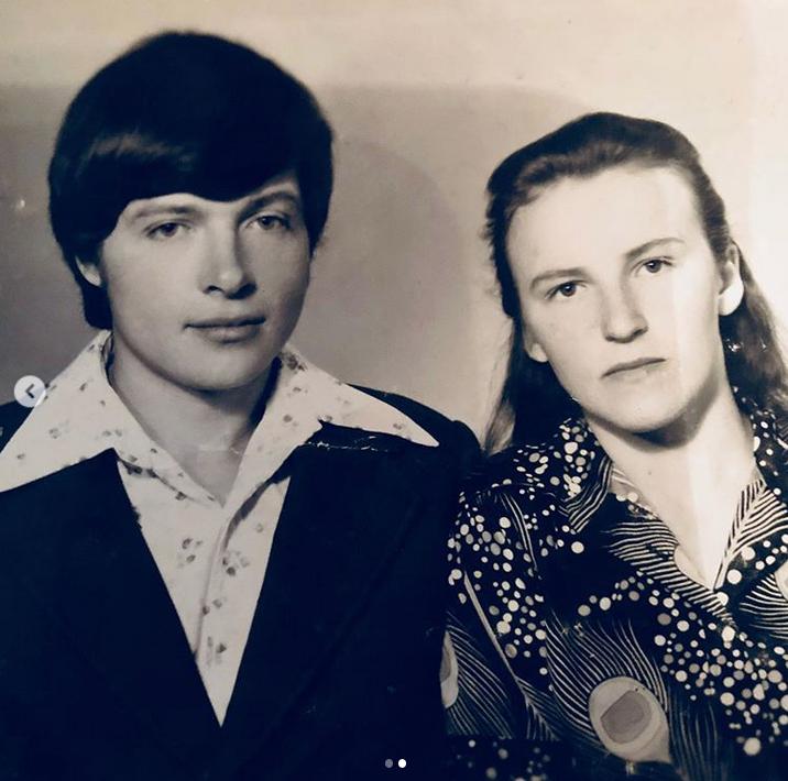 Родители певицы. Фото Скриншот Instagram: @nadyameiher