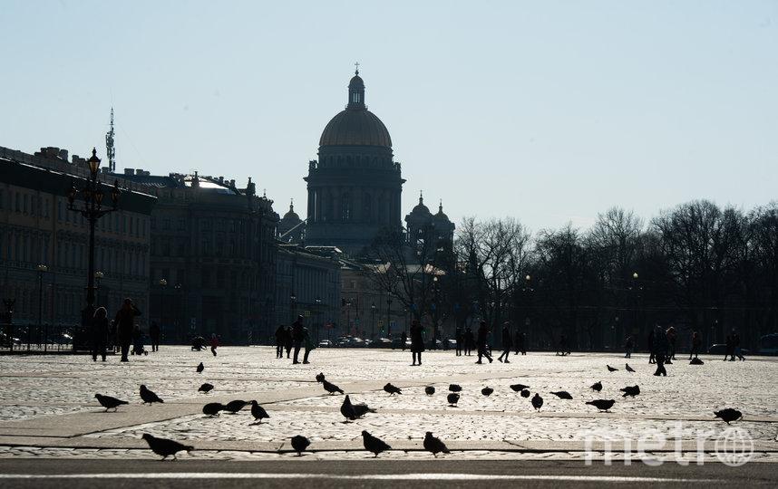 "Санкт-Петербург. Фото ""Metro"""