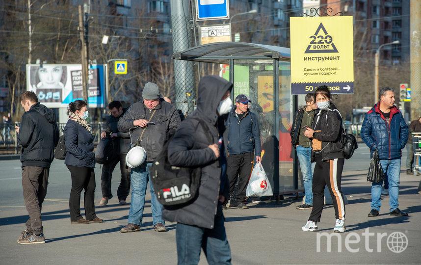 """Маршруты в часы пик в Петербурге усилят. Фото Святослав Акимов, """"Metro"""""""