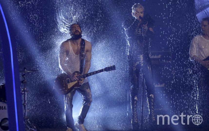 Tokio Hotel. Фото Getty