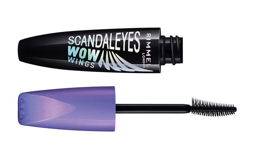 Rimmel Scandaleyes Wow Wings Mascara 460-485p. Фото предоставлено