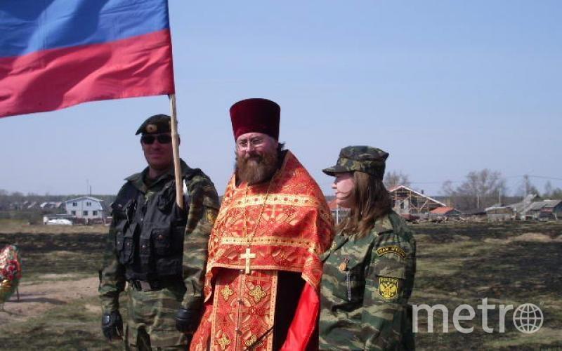 Протоиерей Вячеслав Харинов. Фото bcex.ru