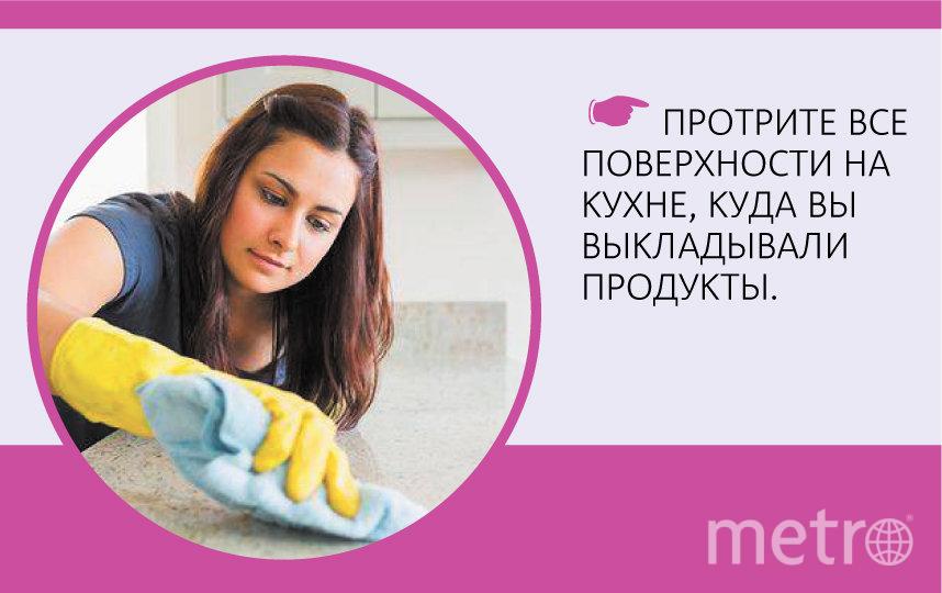 """Правила МЧС для похода в магазин. Фото Павел Киреев, """"Metro"""""""
