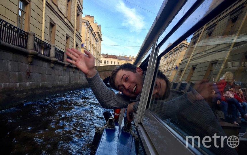 """Все увеселительные катания по каналам и рекам теперь под запретом. Фото Карина Тепанян, """"Metro"""""""