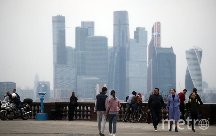 В Москве со следующей недели начнут вводить пропускной режим. Фото Getty