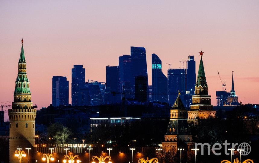 В Москве вводятся новые меры из-за коронавируса. Фото AFP