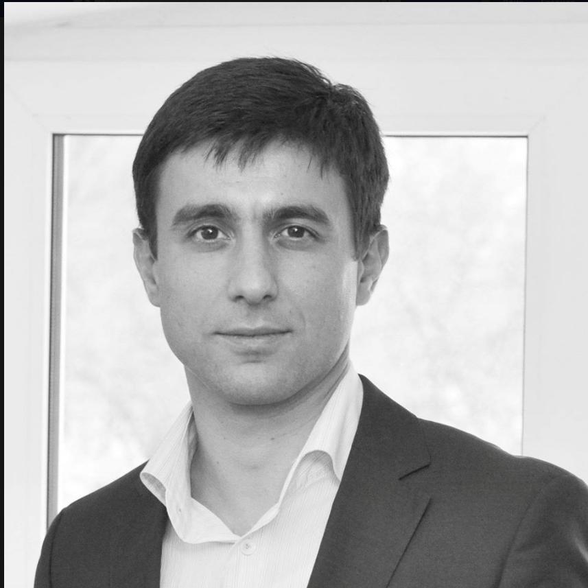 """Автор лекции Богдан Костанец. Фото фото с личной страницы в Facebook, """"Metro"""""""