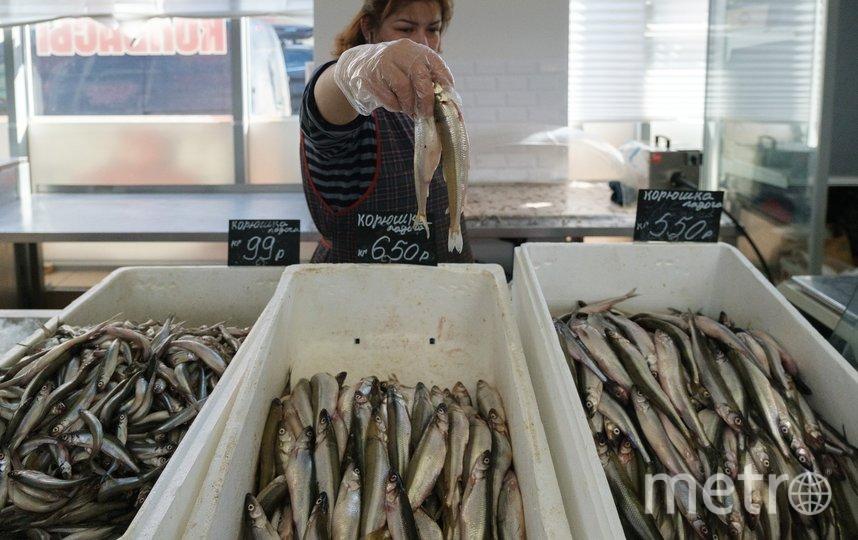 """Цены доходят до 750 рублей за кг. Фото Алены Бобрович, """"Metro"""""""