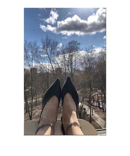 Флешмоб #туфлинапрогулке. Фото Скриншот Instagram/tatianabax67