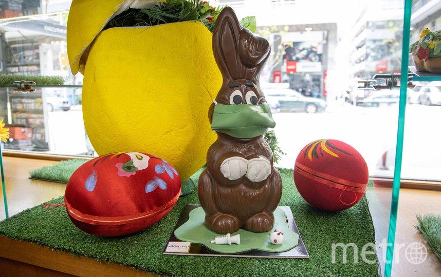 """Коронавирусный доктор кролик"". Фото Getty"