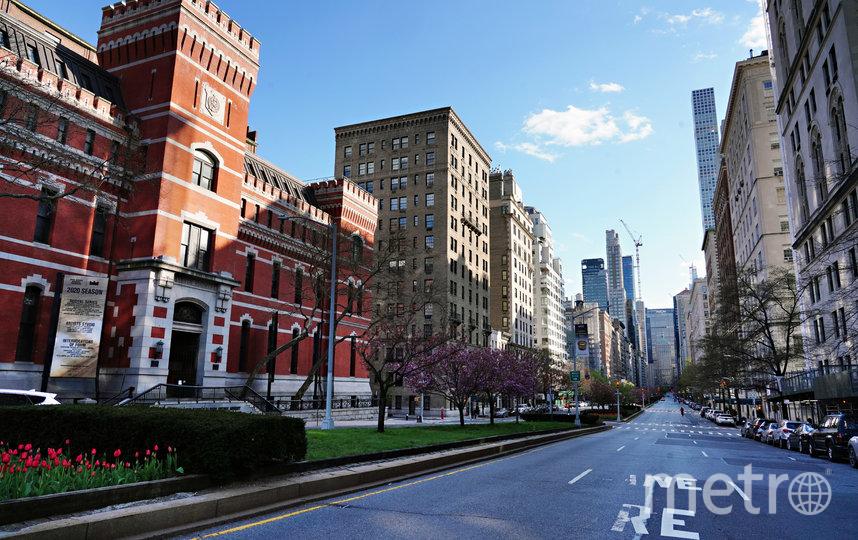 Наибольшее количество умерших с подтвержденным коронавирусом в США – в Нью-Йорке. Фото Getty