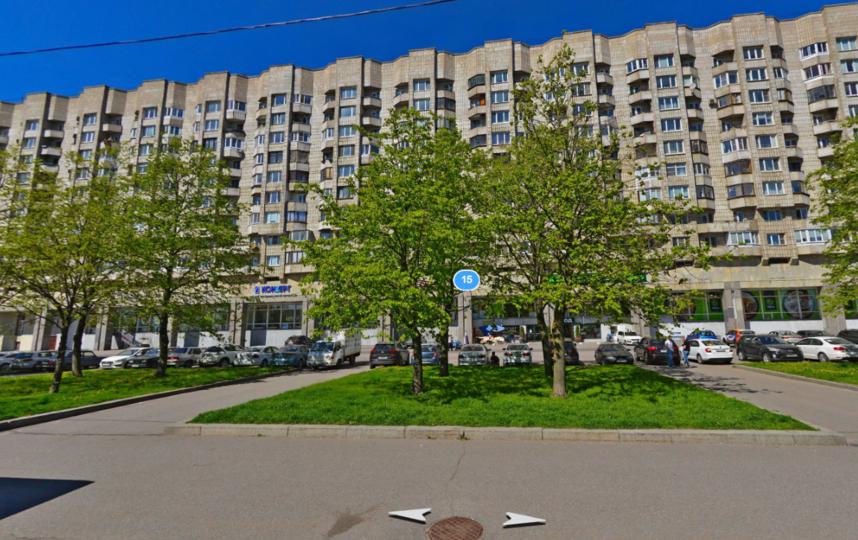 Морская набережная, 15. Фото Яндекс.Панорамы