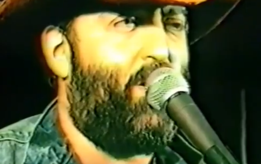 Михаил Шуфутинский в 1990-х. Фото Скриншот Youtube