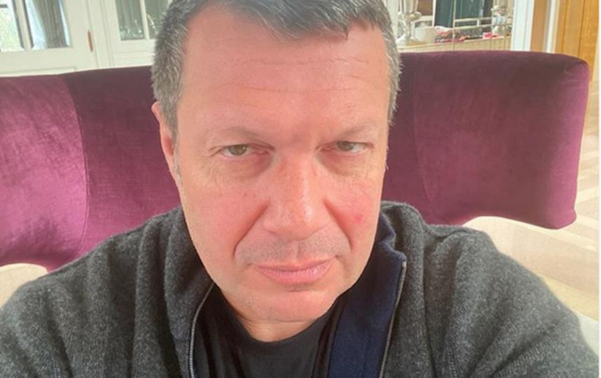 Владимир Соловьёв. Фото Instagram @vrsoloviev