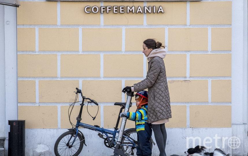 Дети до 14 лет смогут передвигаться по Москве только с родителями. Фото AFP