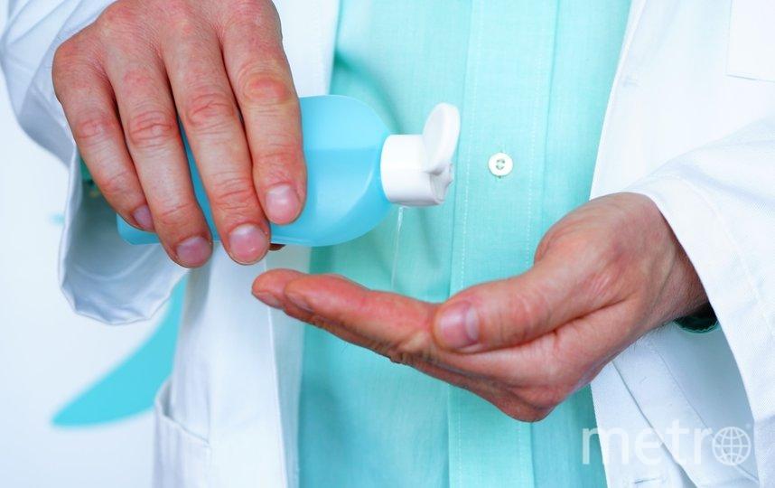 В Роспотребнадзоре дали советы по выбору качественного антисептика. Фото Pixabay