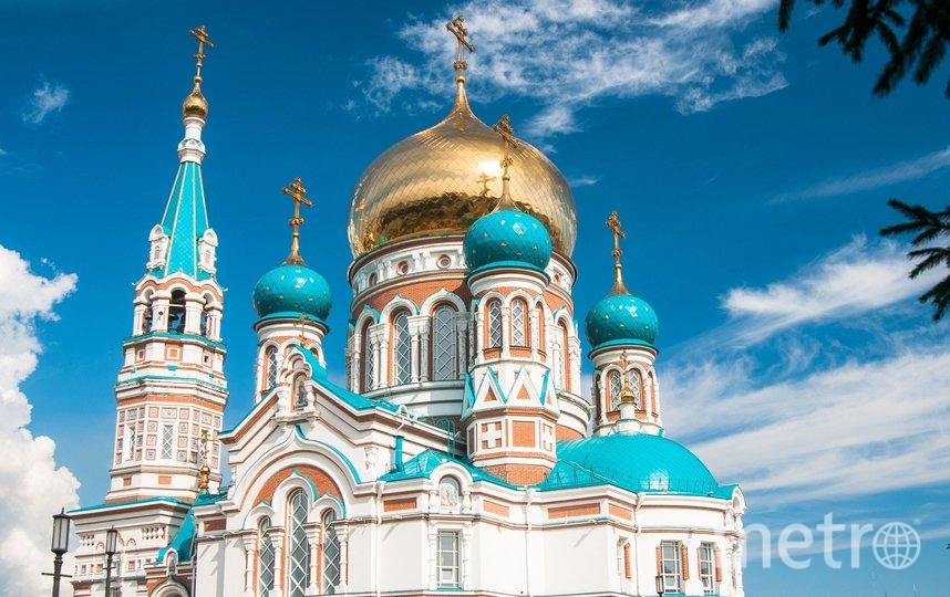 Православная церковь. Фото pixabay