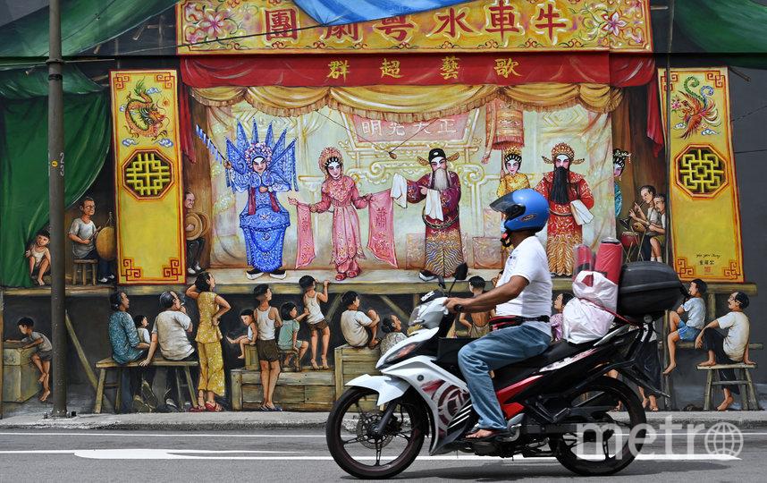 Сингапур считался образцовым государством в борьбе с распространением коронавируса. Фото AFP