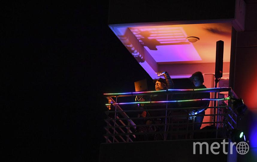 Устраивают вечеринки. Буэнос-Айрес, Аргентина. Фото AFP
