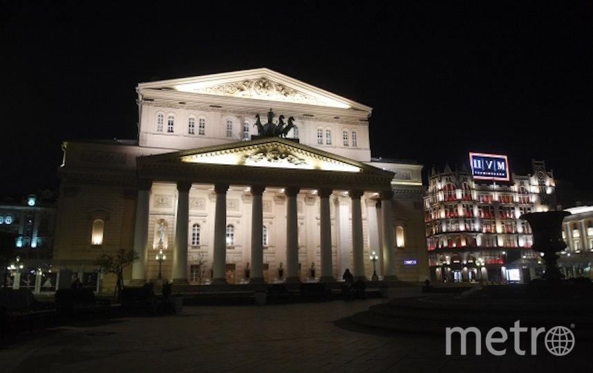 Большой театр. Фото РИА Новости