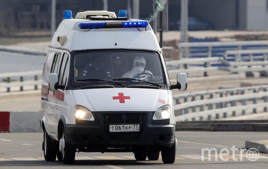 Число заболевших COVID-19 в Москве превысило 13 тысяч человек. Фото Getty