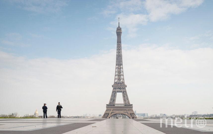 Во Франции полиция выявила 704 тысячи нарушений карантина за две недели. Фото Getty