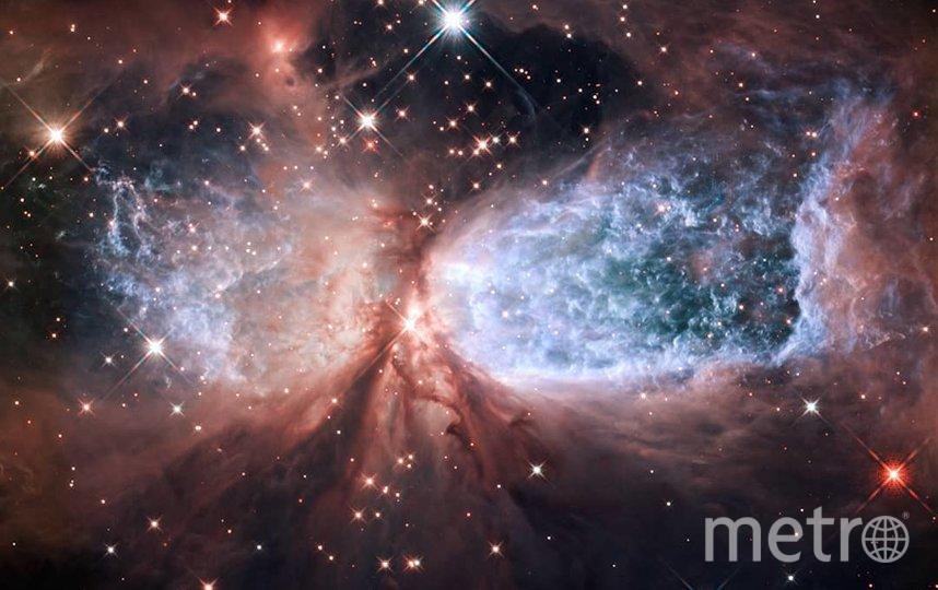 """Вот что видел телескоп """" Хаббл"""" в день рождения пользователя @ayreon_sujin. Фото nasa.gov"""