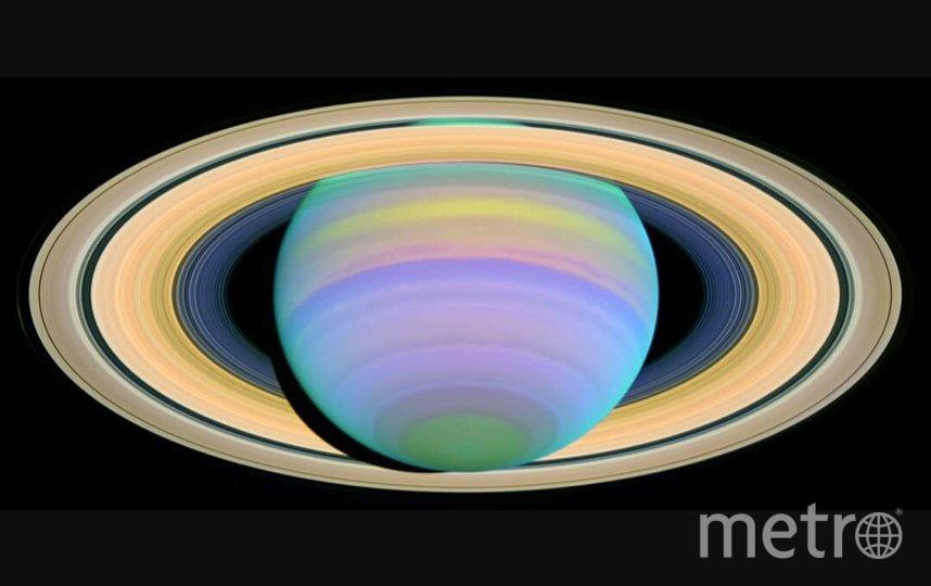 """Это видел телескоп """"Хаббл"""" в день рождения мамы пользователя @sixgungun. Фото nasa.gov"""