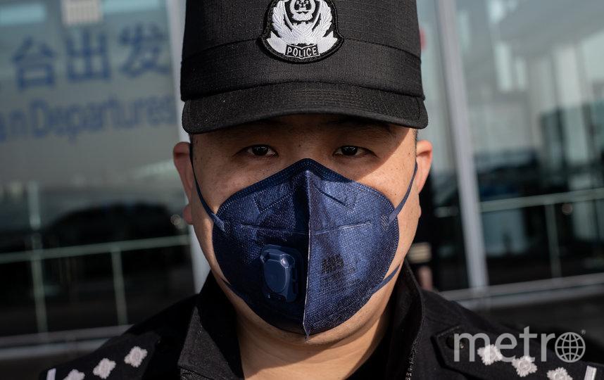 Китай закрыл все наземные пункты пропуска на границе с Россией. Фото AFP