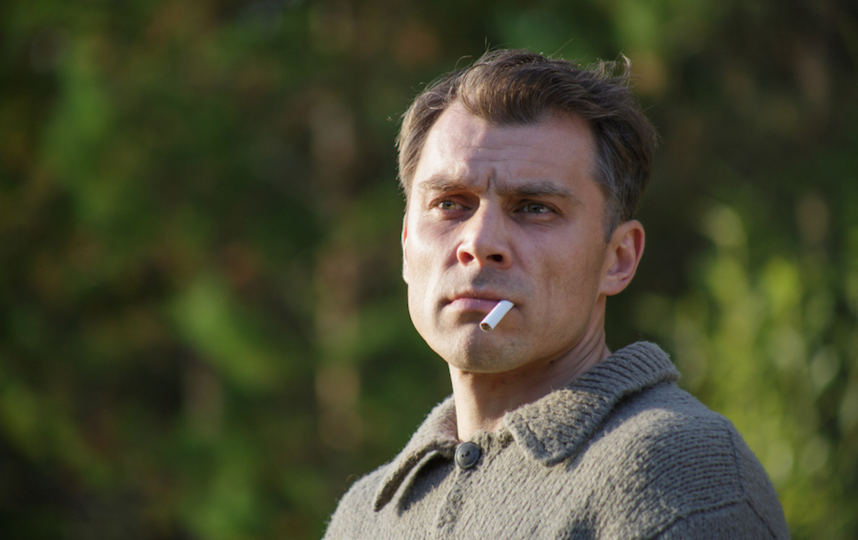 Красноармеец Игнатов в исполнении Евгения Морозова. Фото кадр из сериала, kinopoisk.ru