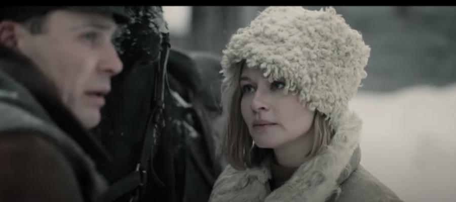 Юлия Пересильд сыграла Настасью – девушку, влюблённую в Игнатова. Фото кадр из сериала