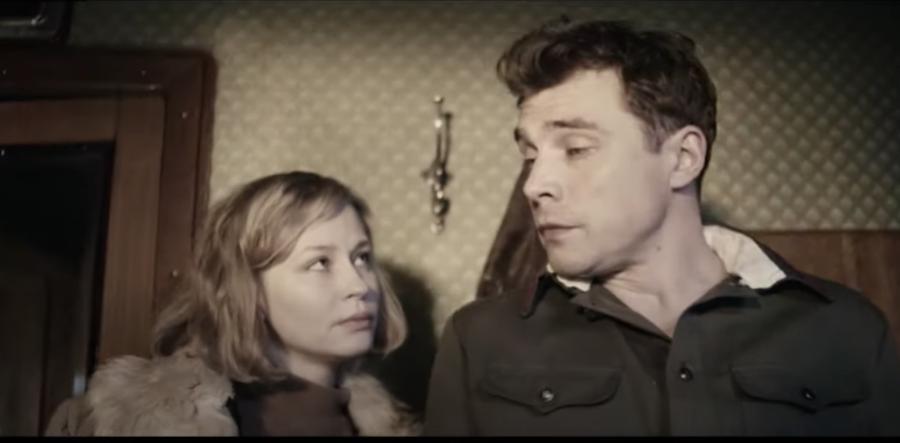 Настасья и Игнатов. Фото кадр из сериала