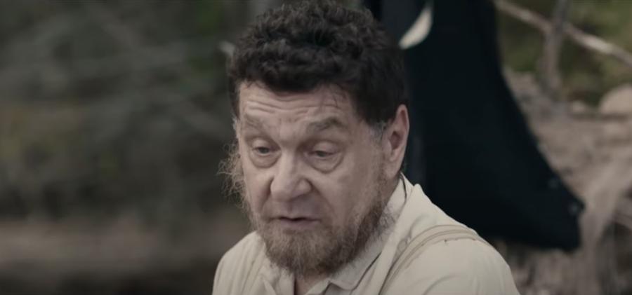 Сергей Маковецкий в образе профессора Вольфа Карловича Лейбе. Фото кадр из сериала
