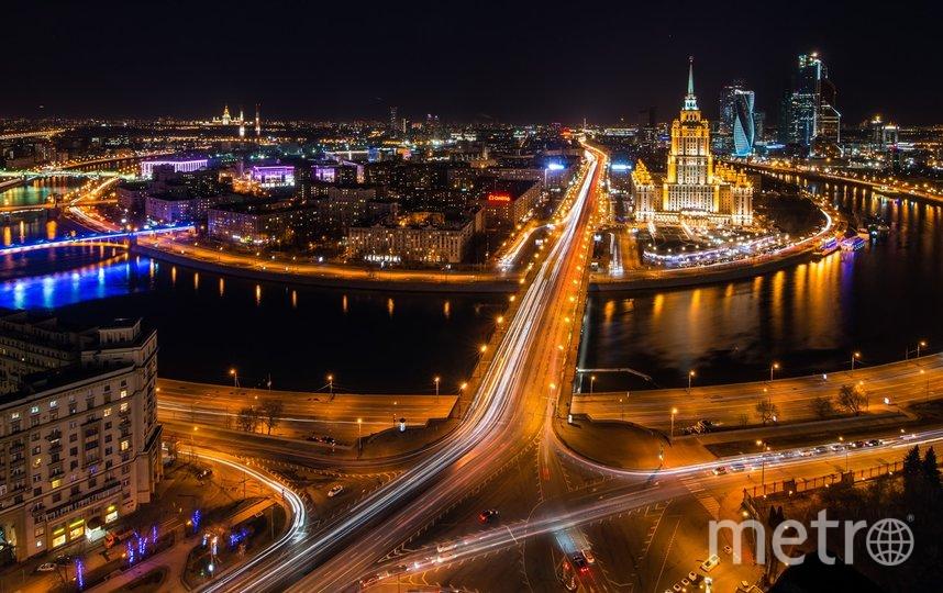 """Видами Москвы можно будет насладиться под аудиокнигу. Фото предоставлено АО """"Москва Медиа"""""""