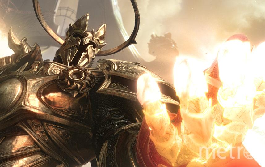 Игра Diablo III. Фото Nintendo