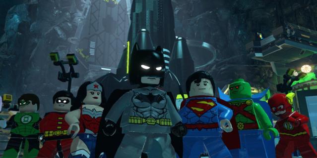 Игра LEGO Batman 3: Покидая Готэм. Эксклюзивное издание.