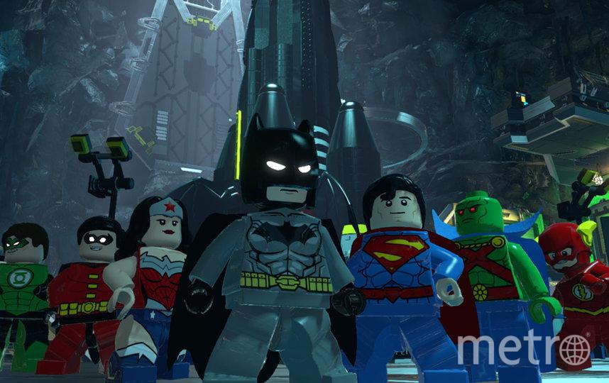 Игра LEGO Batman 3: Покидая Готэм. Эксклюзивное издание. Фото Playstation