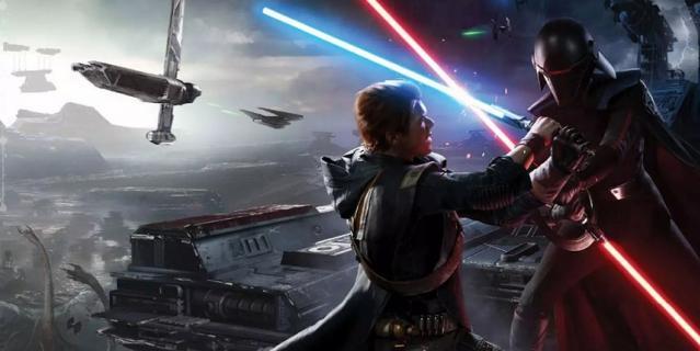 """Игра """"Звёздные войны. Джедаи: Павший Орден""""."""