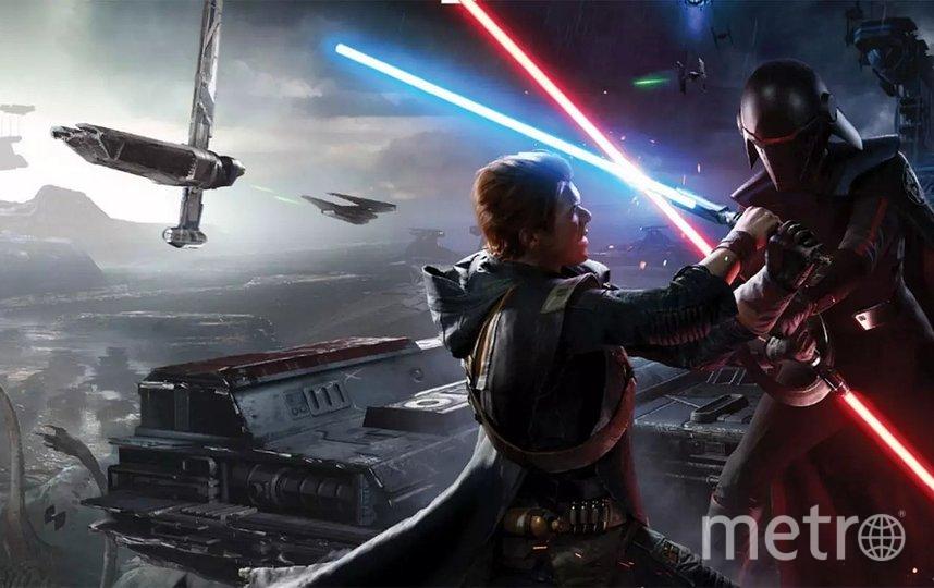 """Игра """"Звёздные войны. Джедаи: Павший Орден"""". Фото Playstation"""