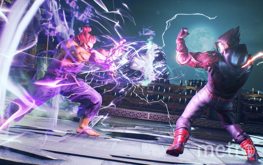 Игра Tekken 7. Фото XBox