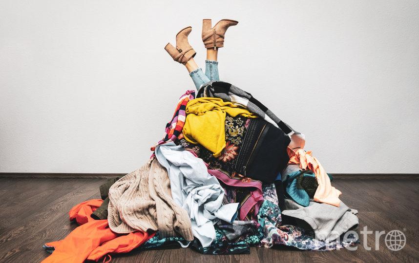 """Согласно документальному фильму 2015 года """"Реальная цена моды"""", мир потребляет около 80 миллиардов новых предметов одежды каждый год. Фото iStock"""