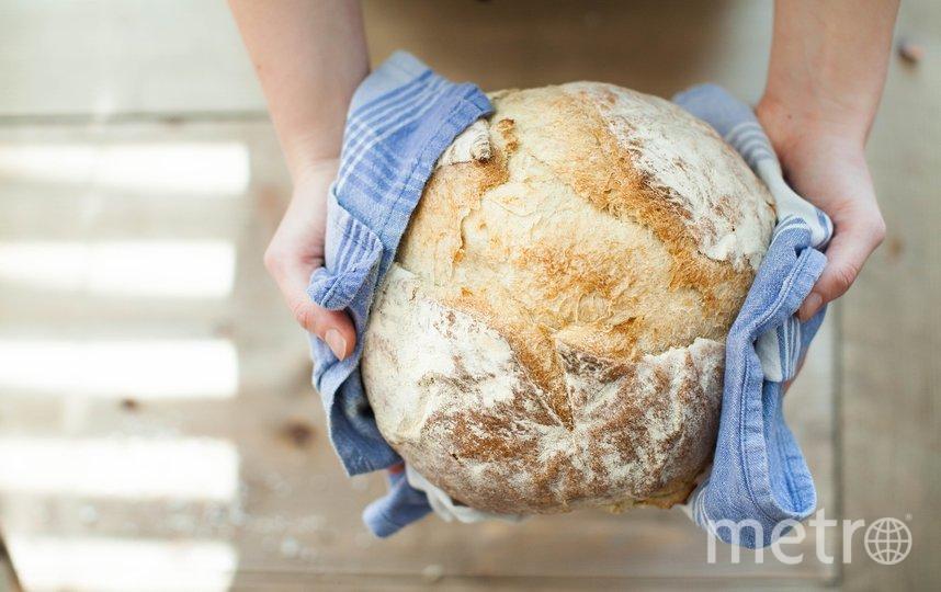 О хлебе заговорили эксперты в связи с распространением коронавируса. Фото pixabay