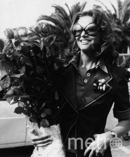 В аэропорту Рима в 1972 году. Фото Getty