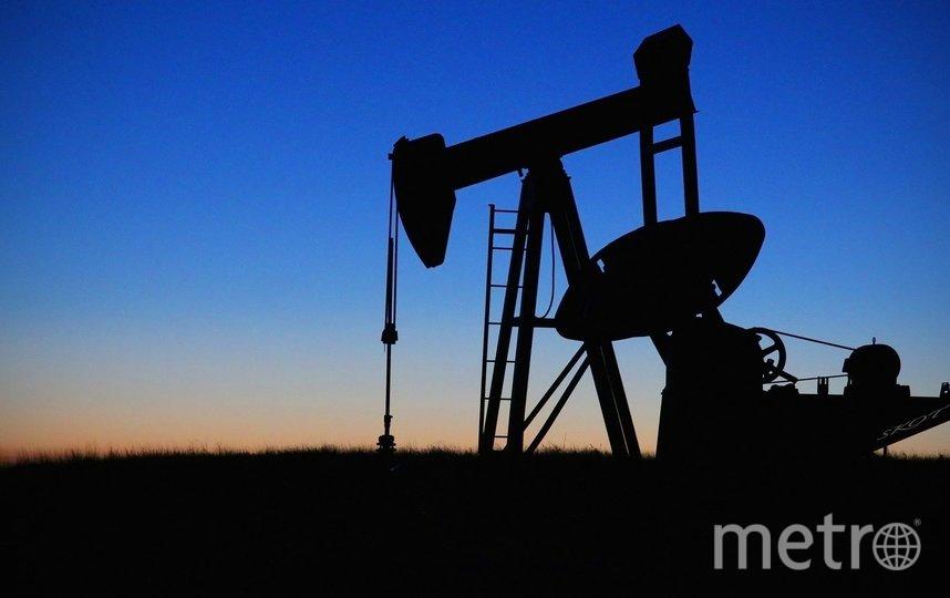 """Объём добычи нефти в ближайшие месяцы сократится на 20 млн баррелей по """"естественным причинам"""". Фото pixabay.com"""