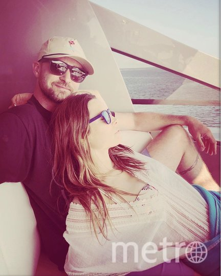 Джастин Тимберлейк с женой Джессикой Билл. Фото www.instagram.com/justintimberlake/
