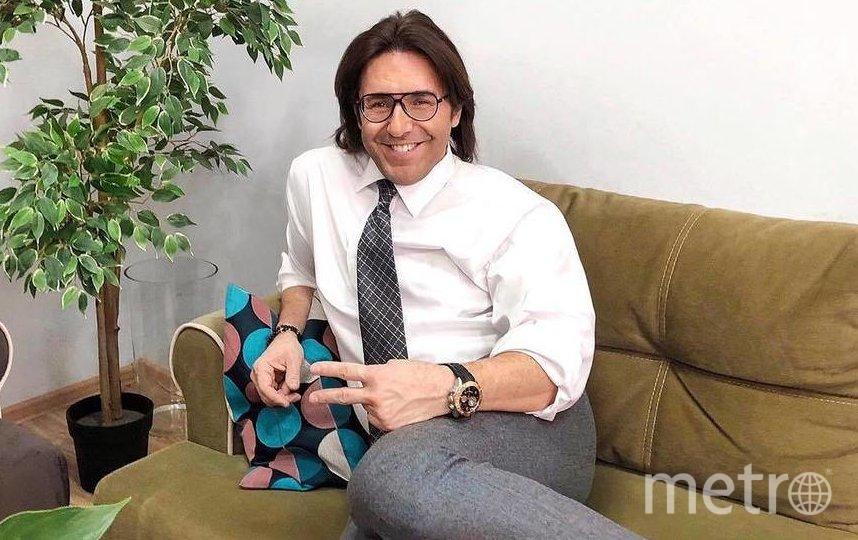Андрей Малахов. Фото www.instagram.com/malakhov007/