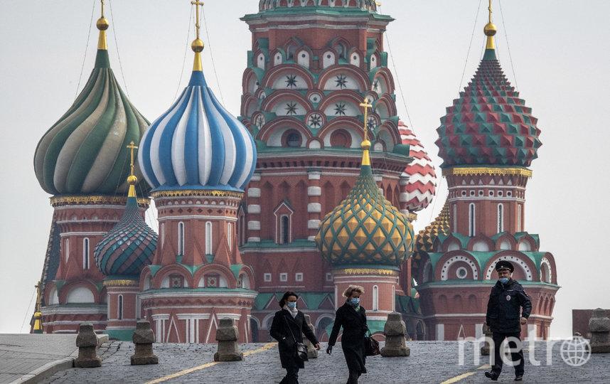 Пациент прилетел в Москву из Италии. Фото AFP