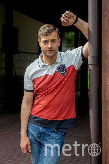 Роман Полянский. Фото Предоставлено пресс-службой телеканала Dомашний.
