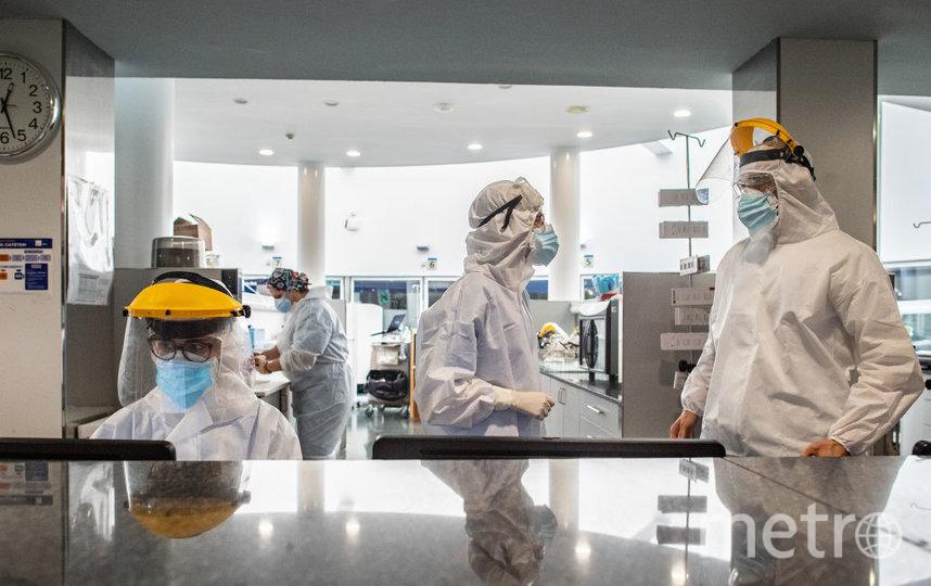 Количество заболевших коронавирусом в мире превысило два миллиона человек. Фото Getty