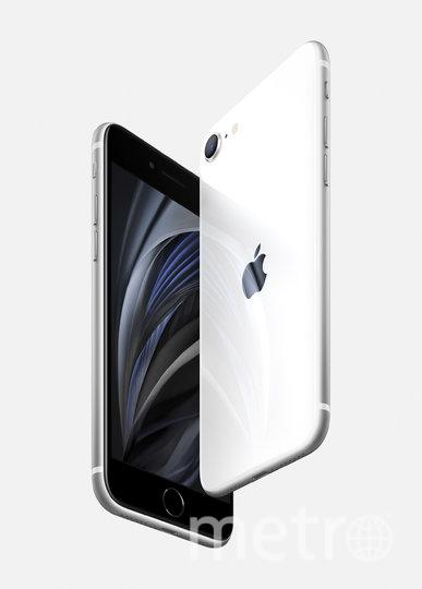 Компания Apple представила новый iPhone SE второго поколения. Фото AFP